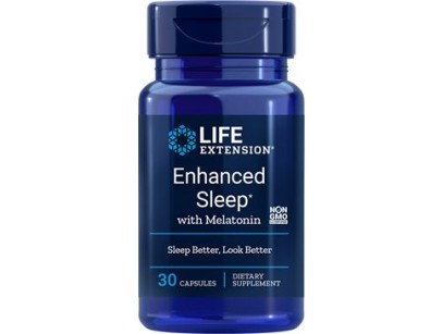 Life Extension Enhanced Natural Sleep® with Melatonin