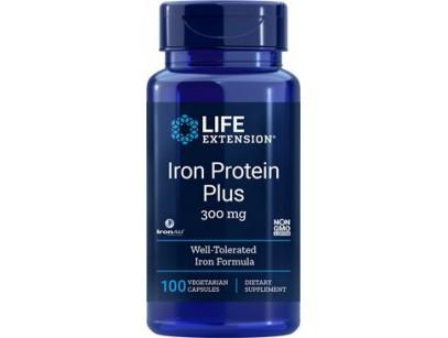 Life Extension Iron Protein Plus 300mg