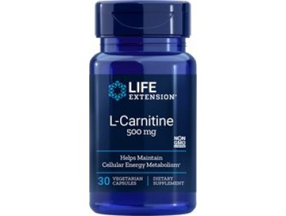 Life Extension L-Carnitine 500mg