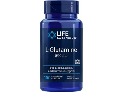 Life Extension L-Glutamine 500mg