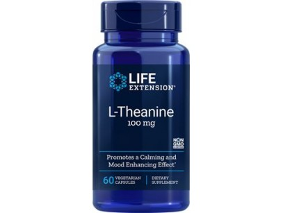 Life Extension L-Theanine 100mg