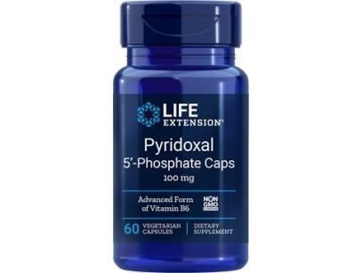 Life Extension Pyridoxal 5'-Phosphate 100mg