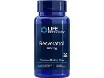 Life Extension Resveratrol 100mg