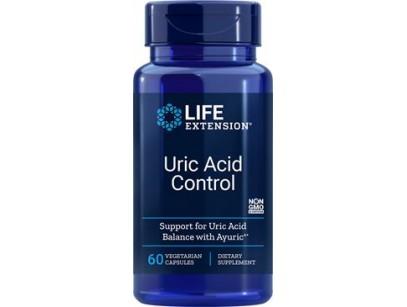 Life Extension Uric Acid Control
