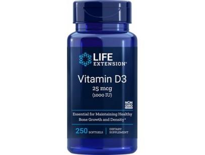Life Extension Vitamin D3 1000IU