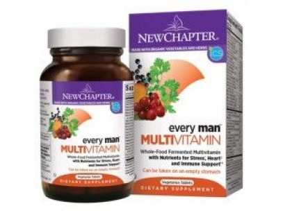 New Chapter Every Man™ Multivitamin